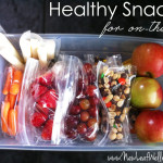 Simple, healthy snacking