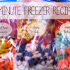 15-Minute Freezer Recipes - fresh slow cooker meals