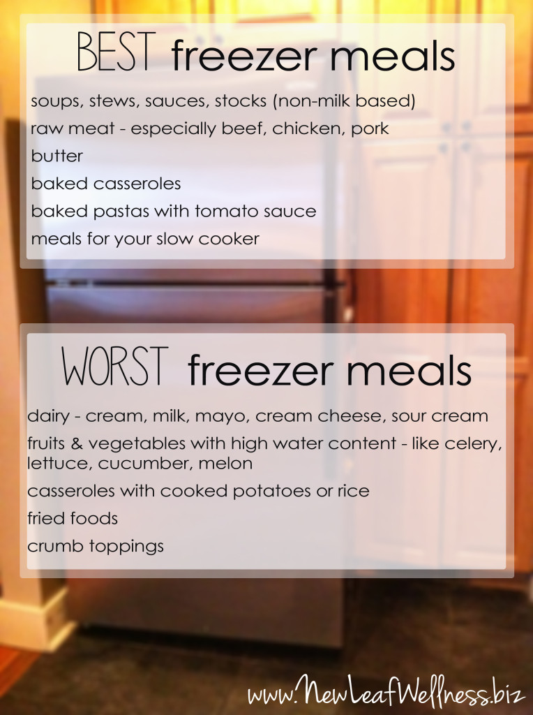 best and worst freezer meals copy