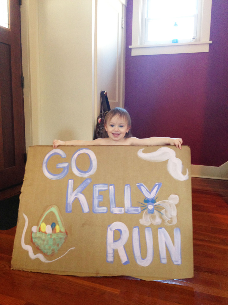 running a half marathon during the first trimester of pregnancy - isla