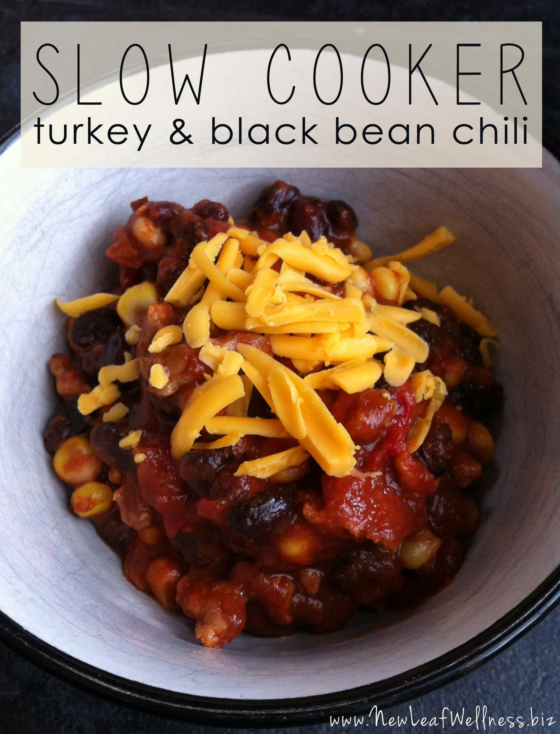Laura's Quick Slow Cooker Turkey Chili Recipes — Dishmaps