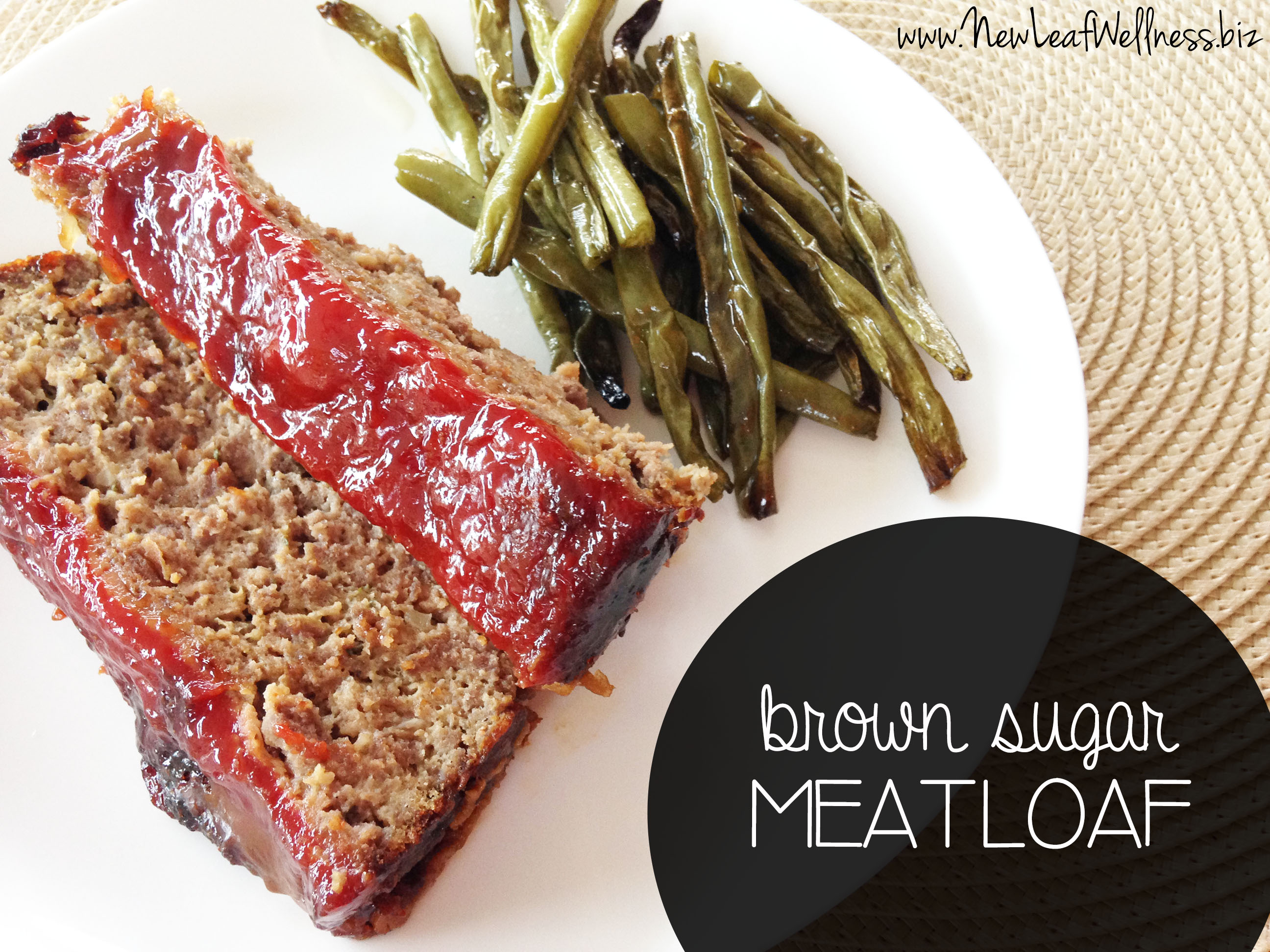 Brown Sugar Meatloaf Recipe — Dishmaps