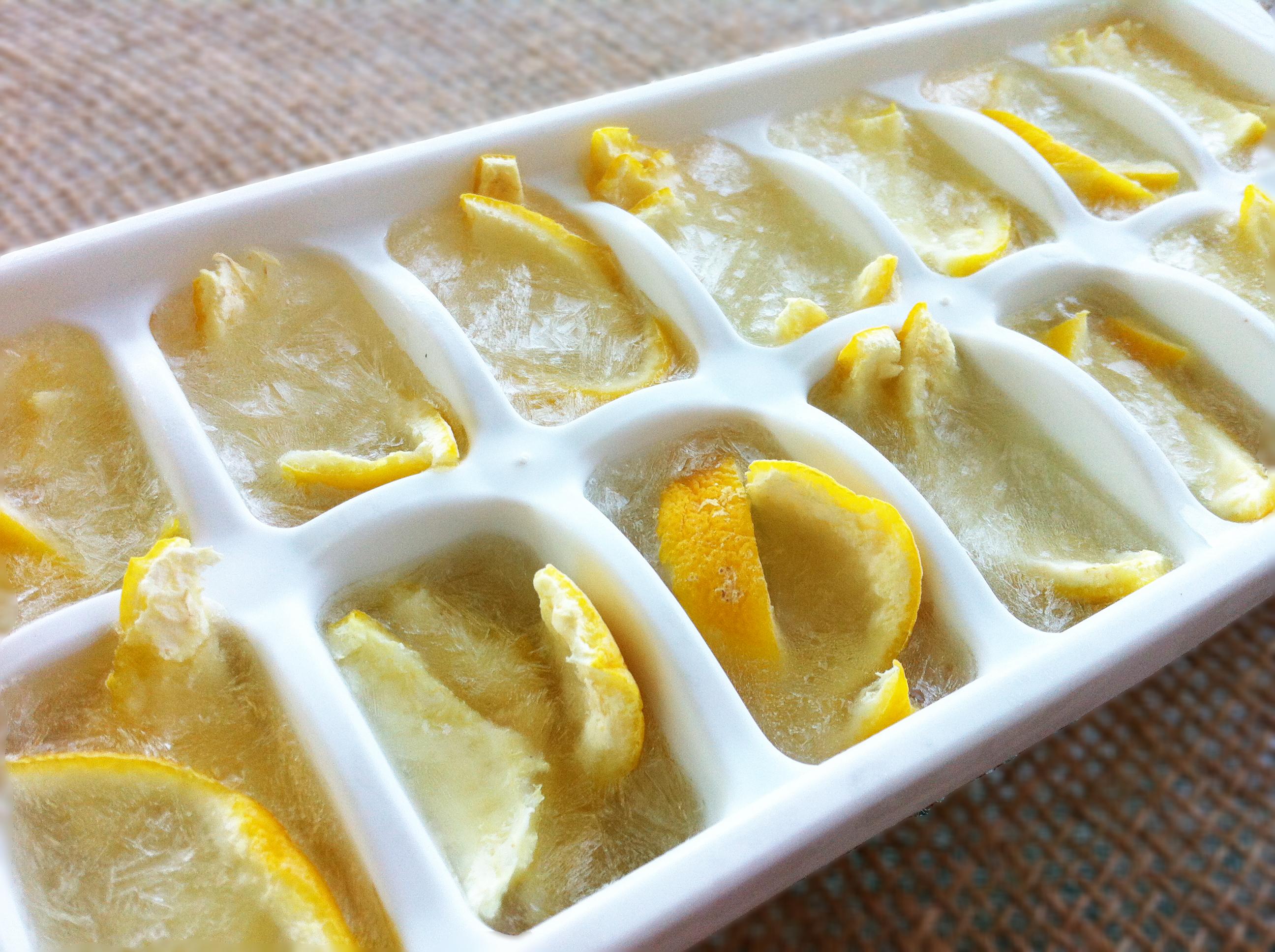 Image result for frozen lemons