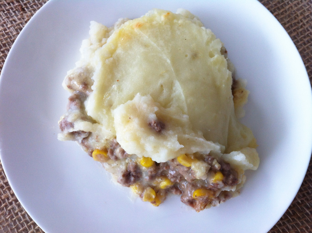 Shepherd's Pie Recipe from @kellymcnelis