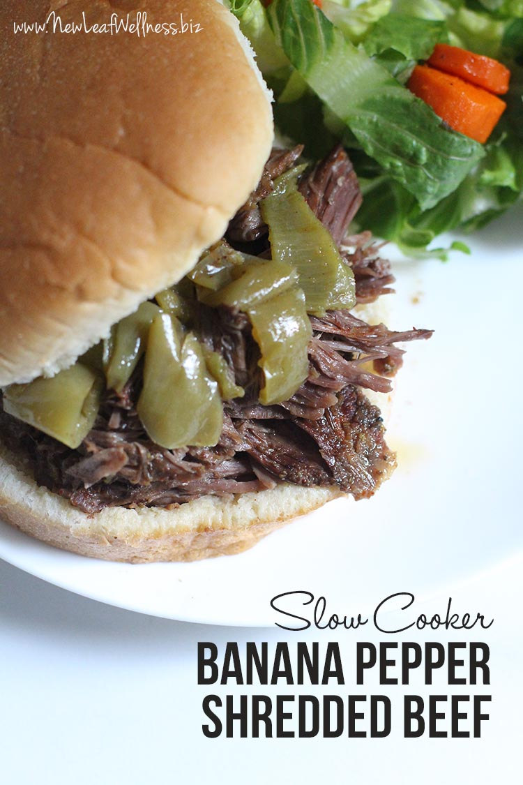 how to slow cook roast beef for sandwiches