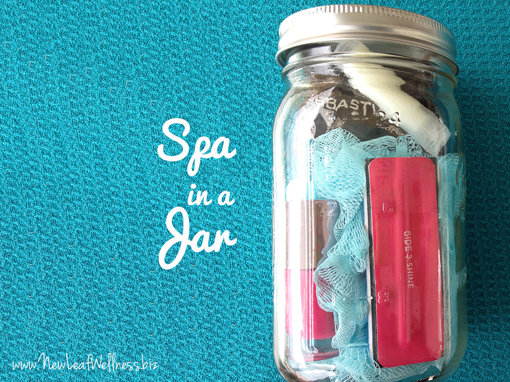 Spa In A Jar Gifts The Family Freezer