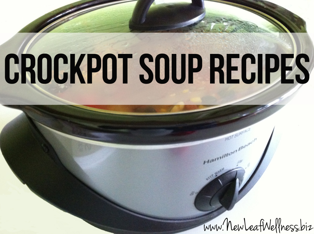 Crockpot Soup Recipes