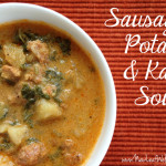 Sausage potato and kale soup recipe