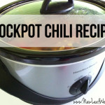 Crockpot chili recipes