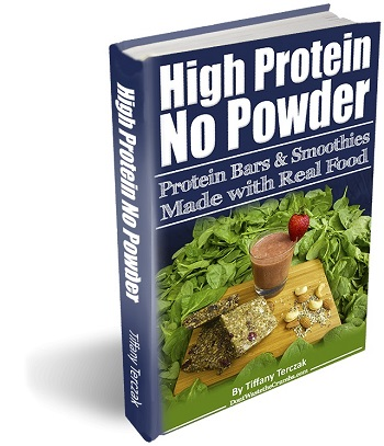 High Protein No Powder eBook by Tiffany of Don't Waste the Crumbs