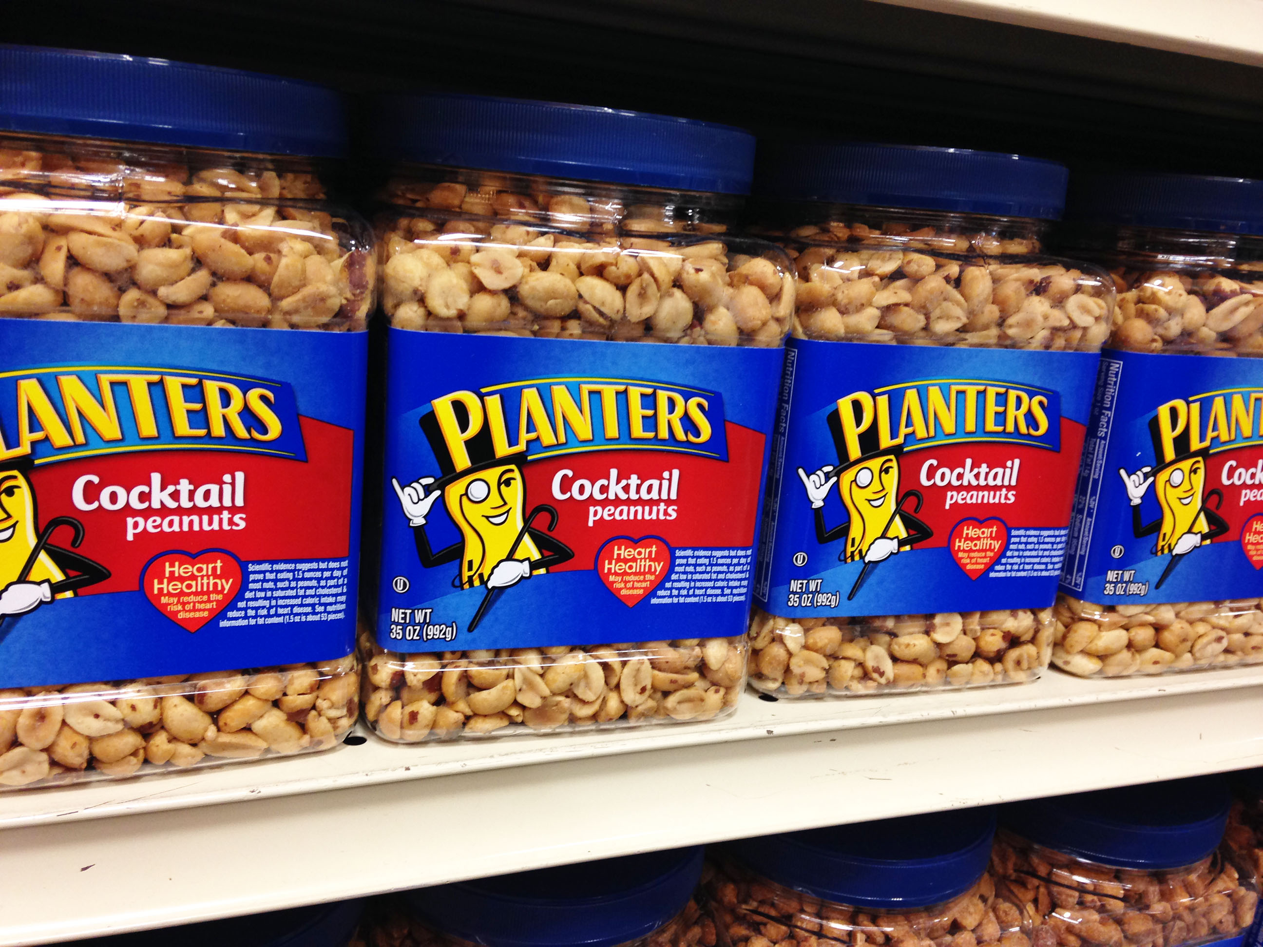 Peanuts for Natural Peanut Butter Recipe