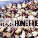 Freezer home fries