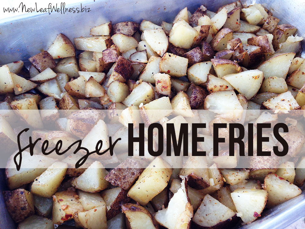 Freezer Home Fries