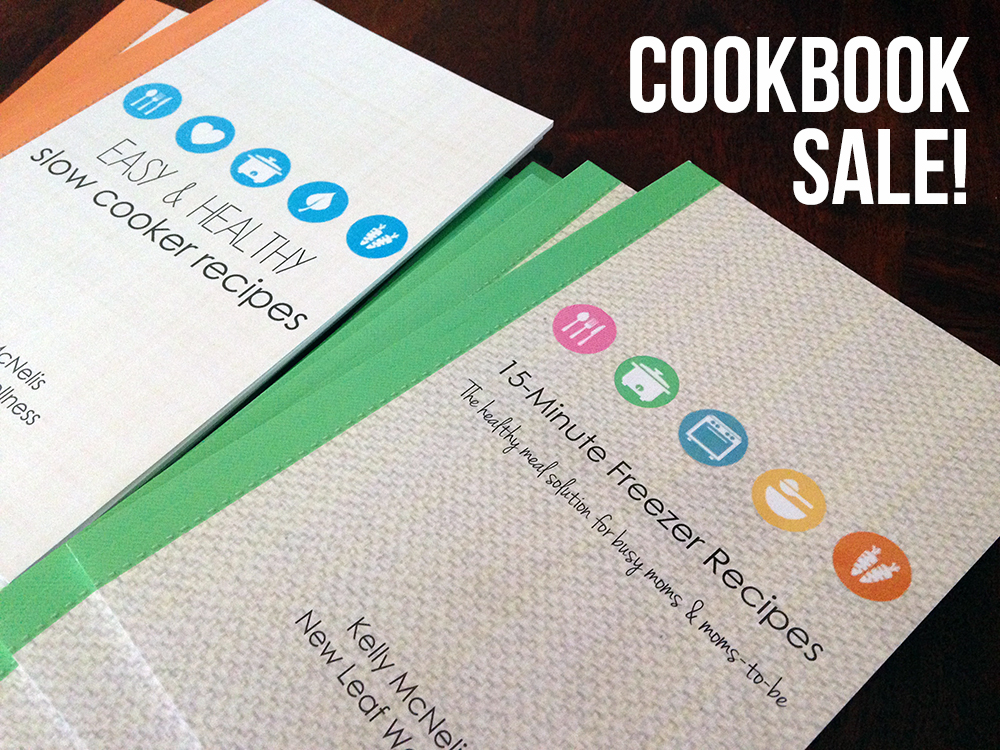 End of Inventory Cookbook Sale