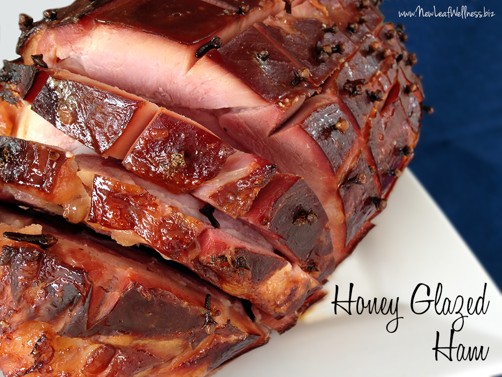 This is a traditional honey glazed ham recipe that's absolutely ...
