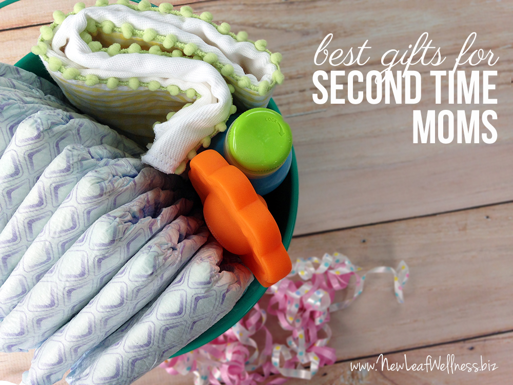 30 Girft Ideas for Second Time Moms