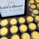 How to make sugar scrubs as shower favors or gifts
