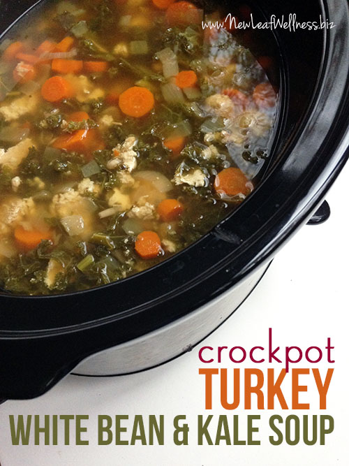 Here are some of my family's favorite crockpot soup recipes:
