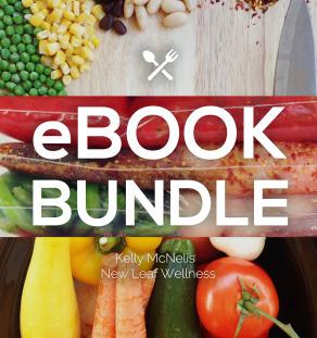New Leaf Wellness Cookbook eBook Bundle