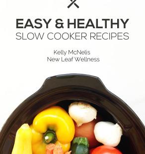 Easy & Healthy Slow Cooker Recipes eBook