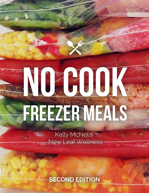 No Cook Freezer Meals