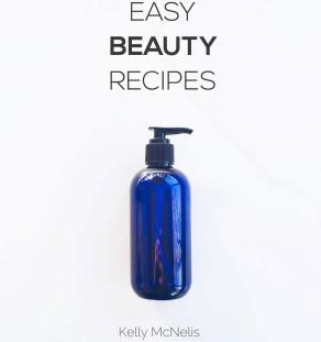 Easy Beauty Recipes eBook