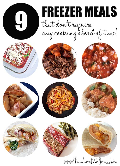 Nine freezer meals that dont require any cooking ahead of time nine freezer meals that dont require any cooking ahead of time forumfinder Choice Image