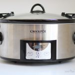 My Favorite Crock-Pot 6-Quart Programmable Slow Cooker