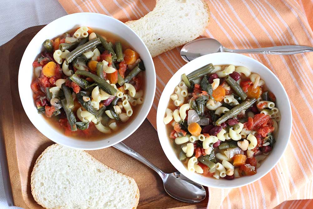 Italian Crockpot Freezer Meals (7 meals in 75 min!)