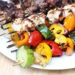 Freezer-to-grill shish kabobs