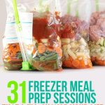 31 Freezer Prep Sessions That Will Change Your Life