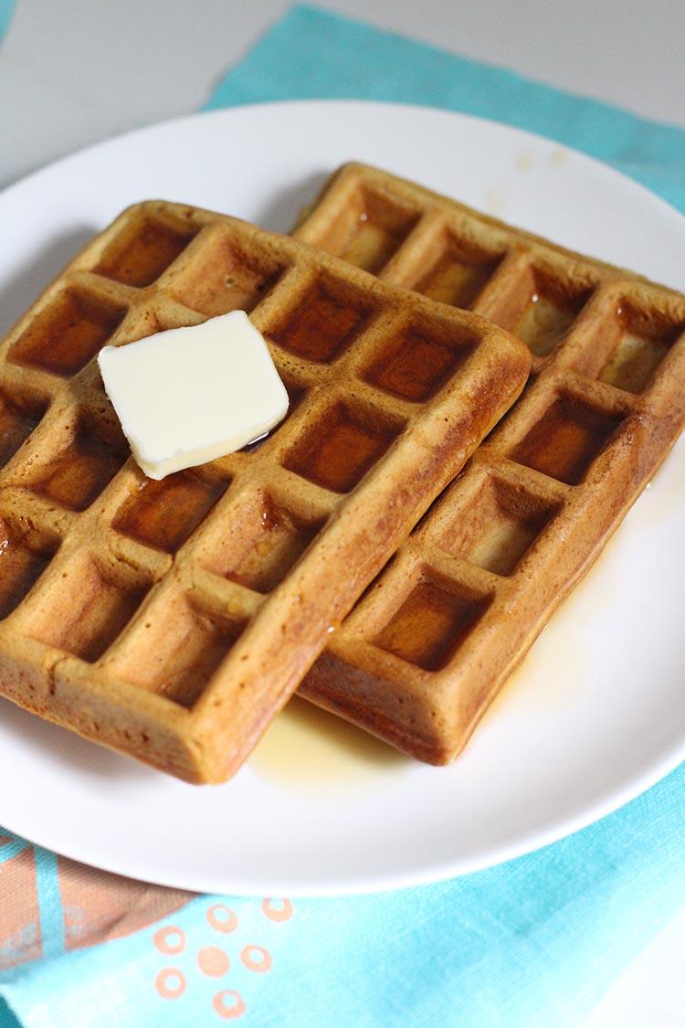 Freezer-to-Toaster Waffle Recipe