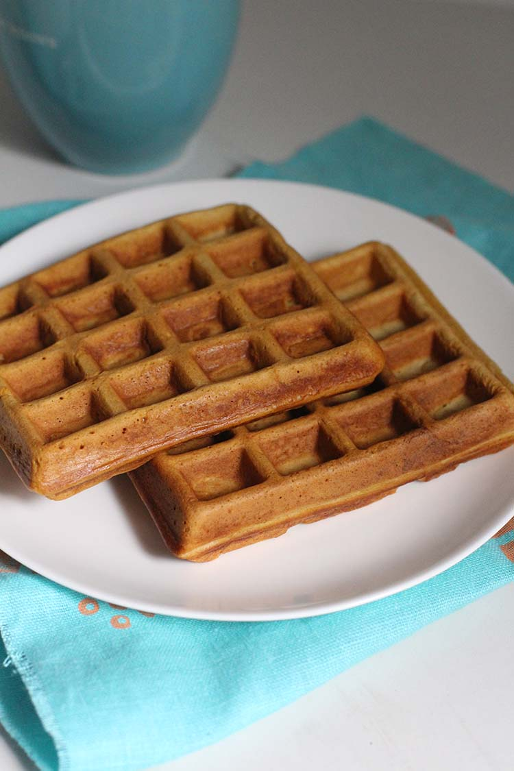 freezer-to-toaster waffle recipe | the family freezer