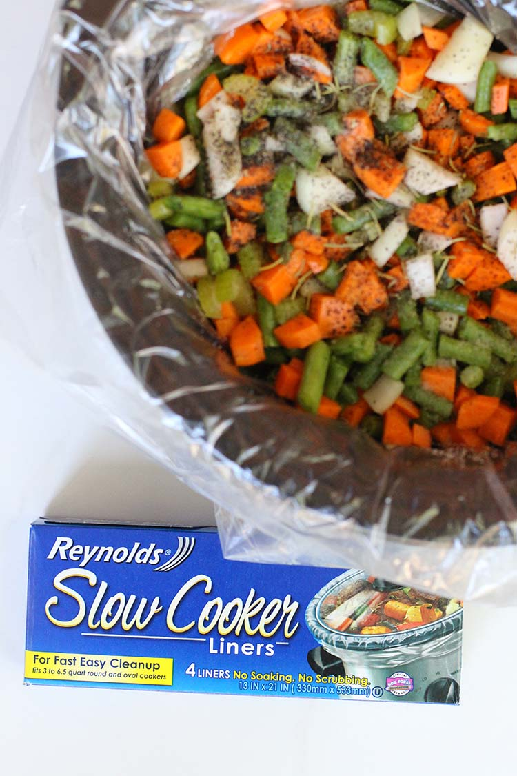 Are Slow Cooker Liners Really Worth It The Family Freezer