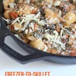 Freezer-to-Skillet Gnocchi and Swiss Chard