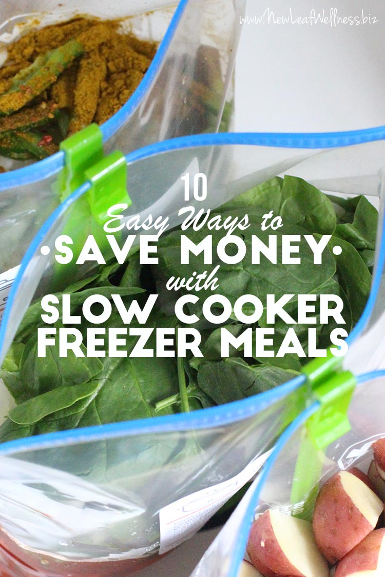 10 Easy Ways To Fix Your Door In Under An Hour: 10 Easy Ways To Save Money With Slow Cooker Freezer Meals
