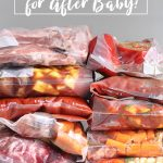 Pre-Baby Freezer Meals – Part One