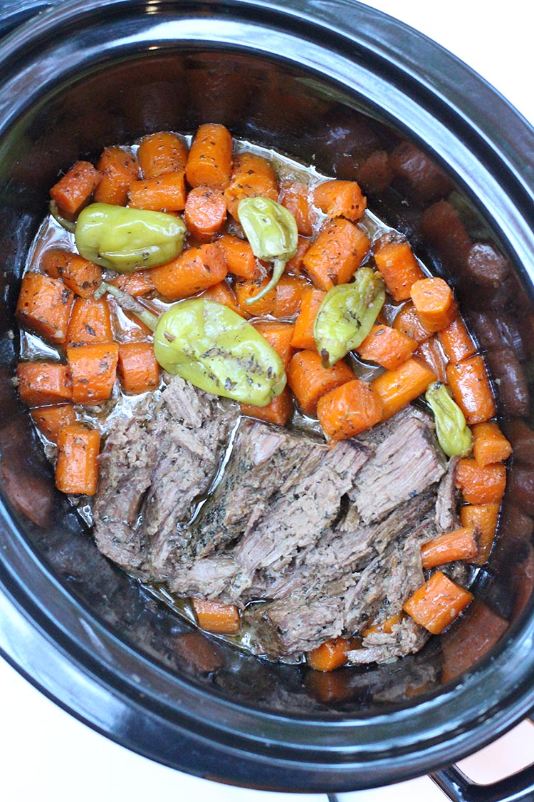 Homemade Mississippi Roast