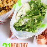 31 Healthy Freezer Crockpot Meals