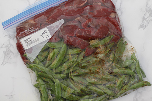 Crockpot Freezer Cooking - 7 Meals in 30 Minutes
