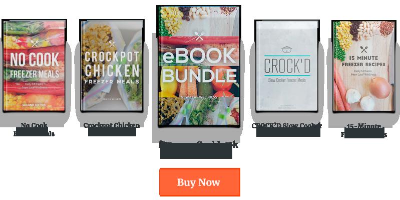 Freezer eCookbooks