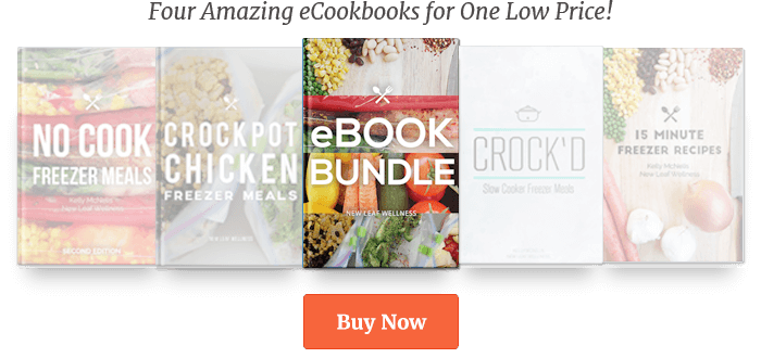 Freezer Cookbooks