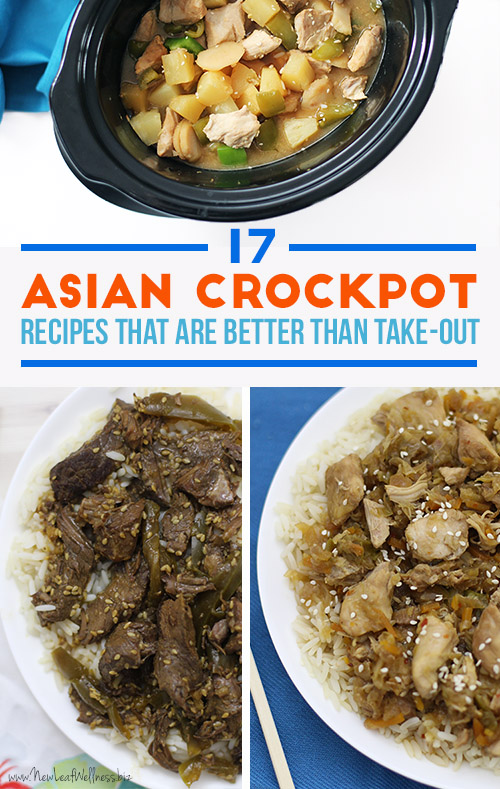 17 Asian Crockpot Recipes That Are Better Than Take-Out
