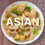 My Brand-New Asian Crockpot Freezer Meals Cookbook