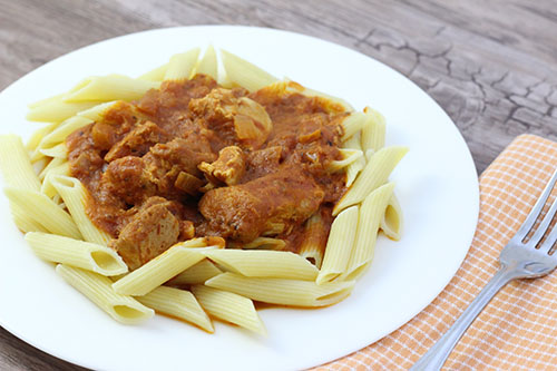 Slow Cooker Chicken Alla Vodka Sauce Recipe