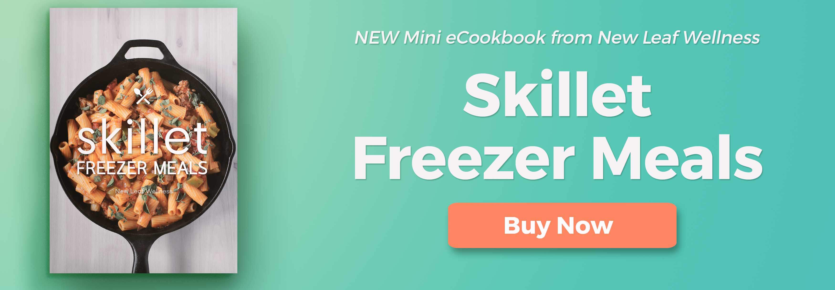 Skillet Freezer Meals eBook