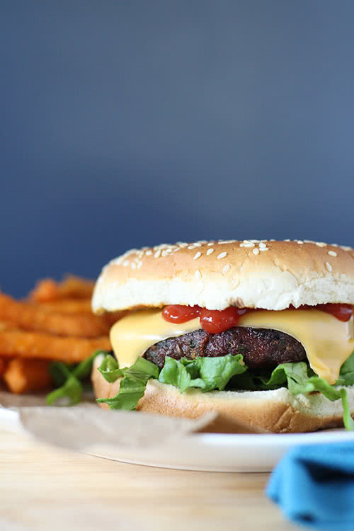 The Best-Ever Ranch Burger Recipe