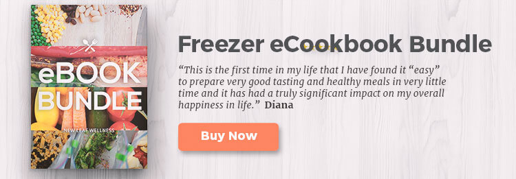freezer ecookbook bundle