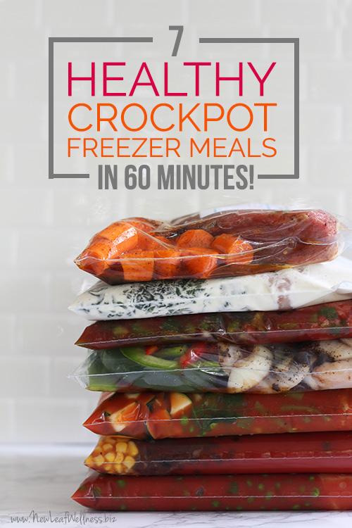 7 healthy crockpot freezer meals in 60 minutes aka my favorite 7 healthy crockpot freezer meals in 60 minutes forumfinder Choice Image