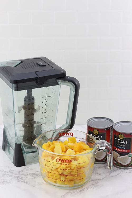 Homemade Mango Pineapple Coconut Freeze Pops 2